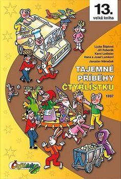 Tajemné příběhy Čtyřlístku 1997 (13. kniha)