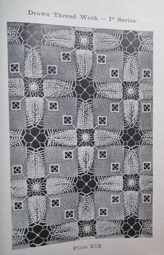 Antiguo libro de costura dibujado el trabajo por sewmuchfrippery