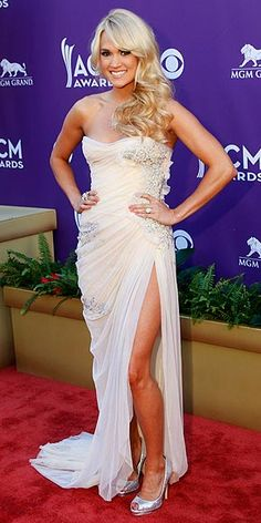 Carrie Underwood - One of my fave dresses from the ACM's this year
