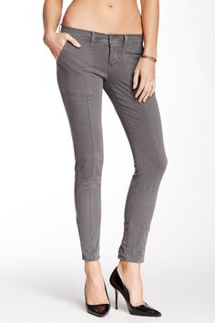 Charlie Utility Skinny Pant by Lucky Brand on @HauteLook