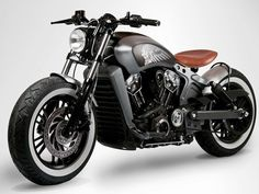 Indian Paris and Tank Machine present their idea of the Indian Scout Bobber. The specification was simple : To give a new naked look to this Indian Scout. Bobber Motorcycle, Cool Motorcycles, Motorcycle Style, Vintage Motorcycles, Motorcycle Accessories, Indian Motorcycles, Motorcycle Dealers, Indian Motorbike, Cruiser Motorcycle