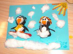 pinguin eierdoos