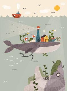 Illustrator Pau Morgan   ILLUSTRATION AGE