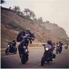 Go go go ! #riding #motorcycles #motos | caferacerpasion.com