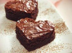 Romantic brownies!