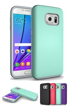 This stronge protective case is fit to Samsung Galaxy it made from soft tpu + polycarbonate material to protect device drop and feature with slim design. Galaxy Phone Cases, New Samsung Galaxy, Galaxy S7, S7 Edge, Protective Cases, Smartphone, Slim, Iphone, Rugs