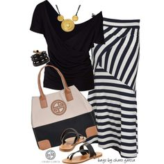 """go maxi"" by norwich-ave on Polyvore"