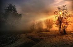 HDR Landscape Photography by Maurizio Fecchio | Cuded