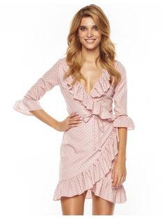 Sukienka Margot w kolorze różowym