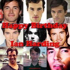 Happy 27th Birthday Ian Harding (#PLL's Ezra) |via fb