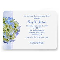 ReviewBella Hydrangea Rehearsal Dinner InvitationWe have the best promotion for you and if you are interested in the related item or need more information reviews from the x customer who are own of them before please follow the link to see fully reviews