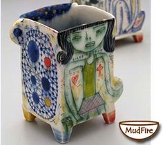 Pottery at Mudfire Studio