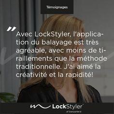 Que diriez-vous d'un balayage avant l'été? Et en 12 minutes seulement! Les clientes ayant déjà testé LockStyler nous font part de leurs impressions et le recommandent. Découvrez leurs témoignages et le résultat sur http://www.lockstyler.com/vos-creations-3/. #LockStyler