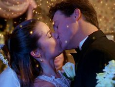 Piper and Leo can make it through anything :) love charmed weddings!!!!