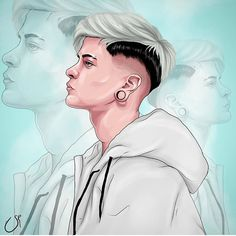 Boys Wallpaper, Galaxy Wallpaper, Art Sketches, Art Drawings, Quote Backgrounds, Dope Art, Love Pictures, Aesthetic Girl, Drawing People