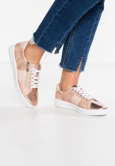 Tamaris Sneakersy niskie - rose - Zalando.pl