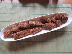 Ovesné sušenky a flapjack