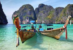 Maya Bay, Koh Phi Phi Leh, Thailand