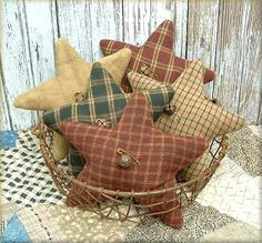 106  Primitive Stars Pattern ePattern by HugsAndStitchesPrims, $8.00