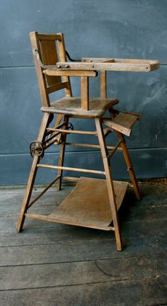 etsy.com/listing/158937207/antique-children-high-chair-stroller $280.00 Antique High Chairs, Ergonomic Kneeling Chair, Comfortable Living Room Chairs, Cool Chairs, Antique Furniture, Bar Stools, Comfy, Antiques, Vintage