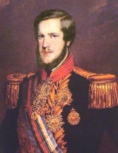 royalty - Dom Pedro II - Emperor of Brazil - beard bearded