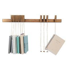 Book Rack - Oak by agustav | MONOQI