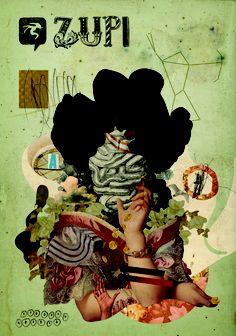 Zupi cover #02 -  Eduardo Recife