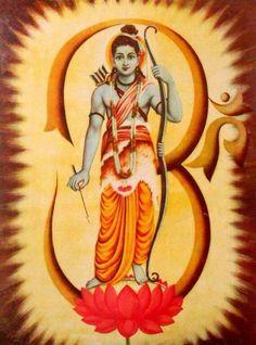 Lord Rama with Om ram Krishna Statue, Krishna Art, Krishna Images, Lord Shiva Painting, Krishna Painting, Shree Ram Images, Lord Sri Rama, Shri Ram Wallpaper, Shri Ram Photo