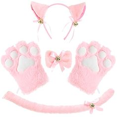 Adult Pink Panther Costume Mens Ladies TV Cartoon Fancy Dress 60s 70s 80s Outfit