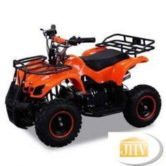 Quad, Buggy, Bikes, Trikes,Kinderquadbahn,  Eventartikel und mehr - Kinder Miniquad Torino 49cc E-Start ATV