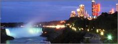 Niagara Falls, Canada....Traveled here for many college formals and for gambling fun!