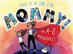 A delightful ABC adventure which shows that moms can do any job - and so can you! Join a mother-daughter duo (and their kitty!) as they travel through the alphabet, exploring twenty-six different careers. With a fun, rhyming text and vibrant illustrations, this book is ideal for reading to children and teaching them not only the basics of the alphabet but also about the big, exciting world out there! Written by Keegan Connor Tracy, illustrated by Roz MacLean