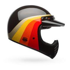 Bell Moto-3 Chemical Candy Helmet - @RevZilla