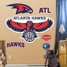Atlanta Hawks Logo http://www.ownmetroatlanta.com #realestate