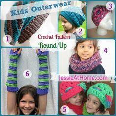 Wednesday Round Up 8/20/2014  ~ Kid's Outerwear