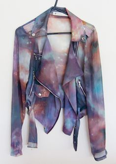 Galaxy Jacket, that's pretty hardcore space punk stuff