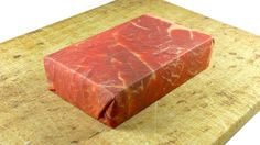 Give a Gift Wrapped in Meat from Gift Couture in style fashion