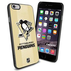 """Pittsburgh Penguins iPhone 6 4.7"""" Case Cover Protector for iPhone 6 TPU Rubber Case SHUMMA http://www.amazon.com/dp/B00T5M00YK/ref=cm_sw_r_pi_dp_2Rrnvb1GB8A1C"""