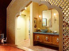 Custom sink cabinet