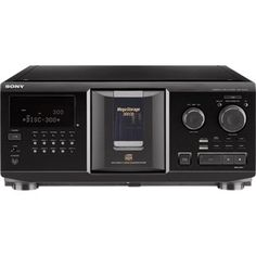 Sony CDP-CX355 300 DISC MEGASTORAGE CD CHANGER