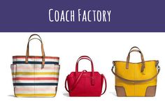 Coach | 14 Outlet Stores You Never Knew You Could Shop Online