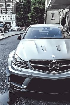 Mercedes C63 Black Series