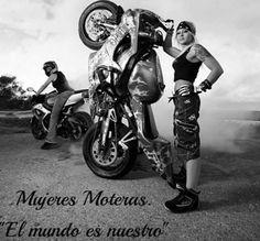 Moteras....