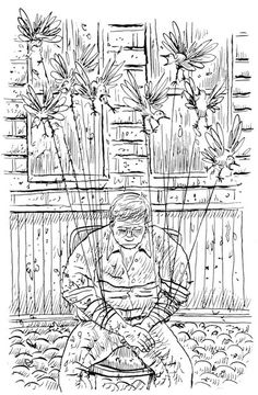 Stories of the Smoke, art by Gary Northfield