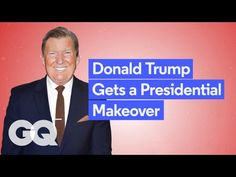 GQ Totally Trolled Donald Trump With This Presidential Makeover   The Huffington Post