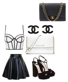 """BLACK IS MADE OR WHITE"" by aqeelah-katongole on Polyvore"