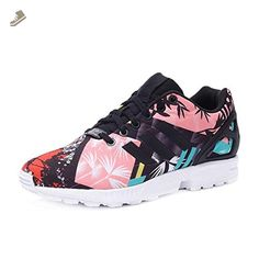 ce404e47a67 Women s adidas ZX Flux Print Casual Shoes Sz 9.5 - Adidas sneakers for women  ( Amazon Partner-Link)