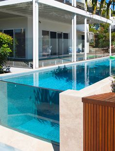 Noosa Pools build swimming pools to enhance your living space