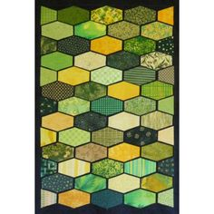 Pattern Play ~ August - Free Block of the Month #quilting