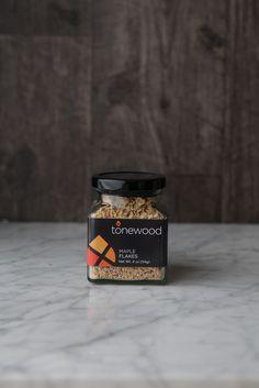 Tonewood- maple syrup flakes